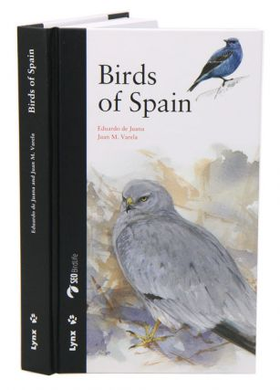 Birds of Spain. Eduardo de Juana, Juan M. Varela Sim&oacute