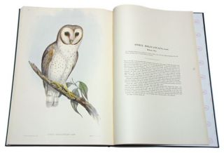 The birds of Australia, Volume one [facsimile].