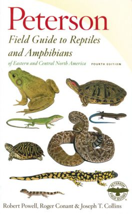 Peterson field guide to reptiles and amphibians of Eastern and Central North America. Robert...