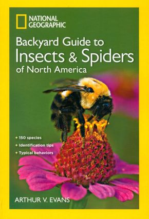 National Geographic guide to the insects and spiders of North America