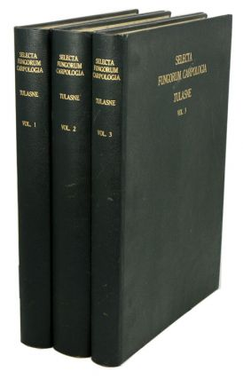 Selecta Fungorum Carpologia of the brothers L. R. and C. Tulasne. Translated into English by W....
