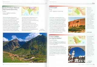 World's heritage: the definitive guide to all 1007 World Heritage Sites.