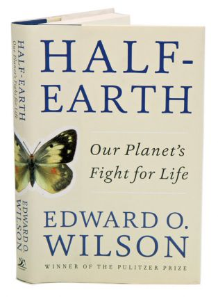 Half-Earth: our planet's fight for life.