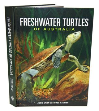 Freshwater turtles of Australia.