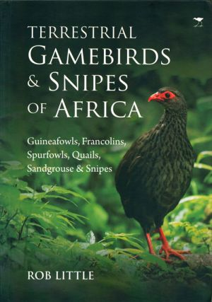 Terrestrial gamebirds and snipes of Africa: guineafowls, francolins, spurfowls, quails, sangrouse and snipes. Rob Little.