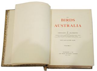 The Birds of Australia.