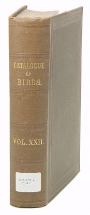 Catalogue of the game birds (Pterocletes, Gallinae, Opisthocomi, Hemipodii) in the Collection of...