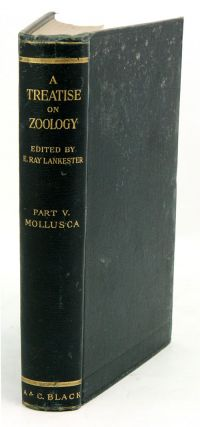 A treatise on zoology, part five: Mollusca. Paul Pelseneer