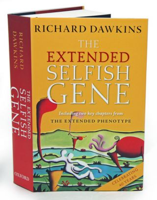 The extended selfish gene. Richard Dawkins
