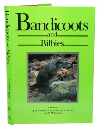 Bandicoots and bilbies. J. H. Seebeck