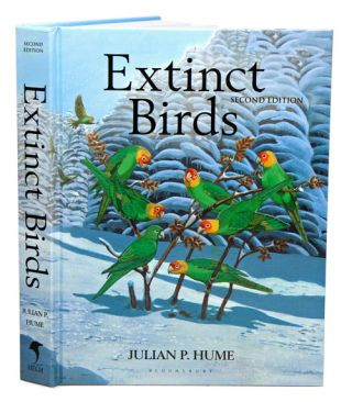 Extinct birds.