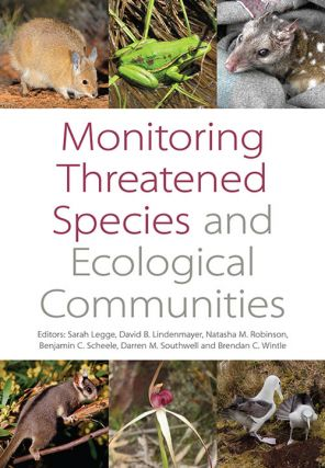 Monitoring threatened species and ecological communities.