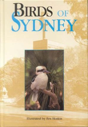 The birds of Sydney, County of Cumberland, New South Wales, 1770-1989