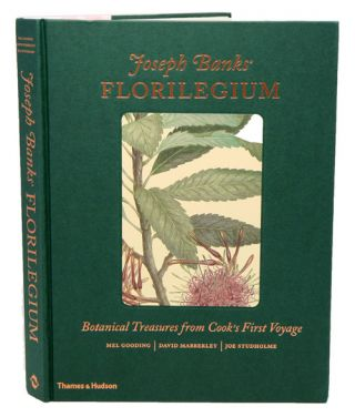 Joseph Banks' Florilegium: botanical treasures from Cooks First Voyage. David Mabberley