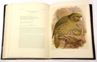A history of the birds of New Zealand [and] Supplement to the birds of New Zealand.