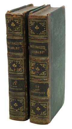 The naturalist's library. Icthyology, volume five: British fishes. R. Hamilton