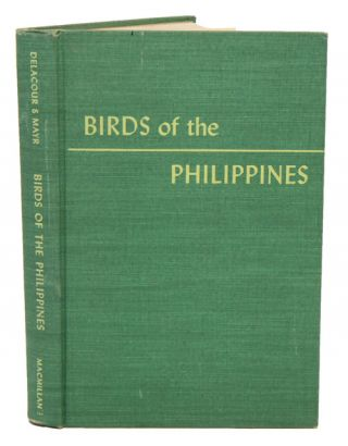 Birds of the Philippines. Jean Delacour, Ernst Mayr