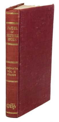 The fauna of British India, including Ceylon and Burma. Odonata. F. C. Fraser.