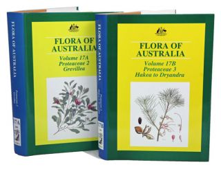 Flora of Australia, volumes 17A, Proteaceae [part two]: Grevillea [and] 17B, Proteaceae [part...