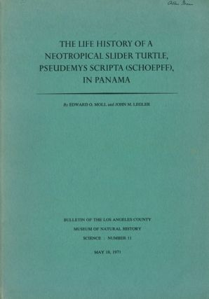 A preliminary analysis of the Herpetofauna of Sonora. Charles M. Bogert, James A. Oliver