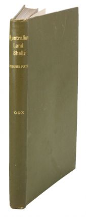 A monograph of Australian land shells. James C. Cox.
