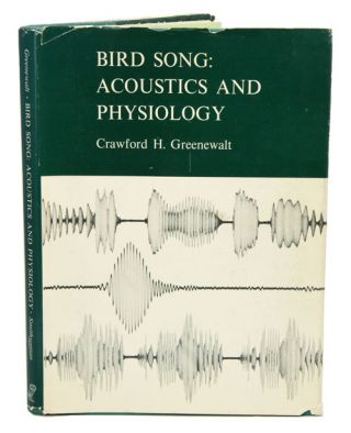 Bird song: acoustics and physiology