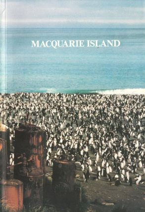 Proceedings of the symposium on Macquarie Island