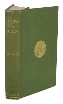 Birds and man. W. H. Hudson.