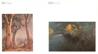 Outlines of Australian art: the Joesph Brown collection.