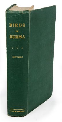 Birds of Burma. B. E. Smythies.