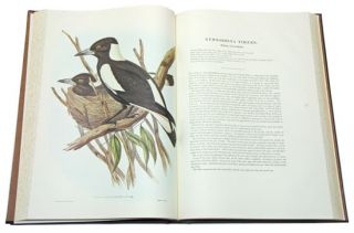 The birds of Australia [volume two only].