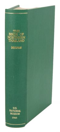 The birds of northern Thailand. H. G. Deignan.