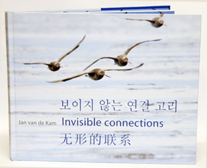Invisible connections: why migrating shorebirds need the Yellow Sea. J. van de Kam