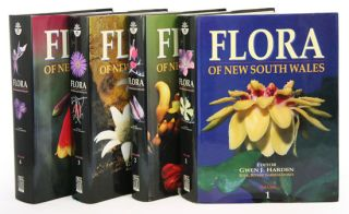 Flora of New South Wales, [complete set]. Gwen J. Harden