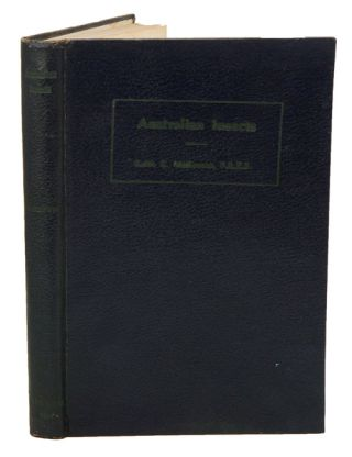 Australian insects: an introductory handbook. Keith C. McKeown
