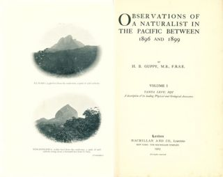 Observations of a naturalist in the Pacific between 1896 and 1899.