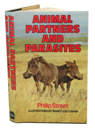 Animal partners and parasites. Philip Street