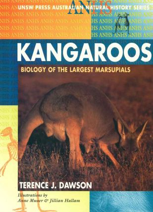 Kangaroos: biology of the largest marsupials. Terence J. Dawson