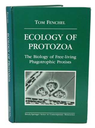 Ecology of a protozoa. Tom Fenchel