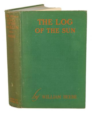 The log of the sun: a chronicle of nature's year