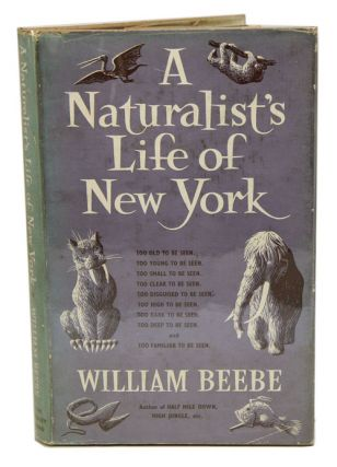 A naturalist's life in New York