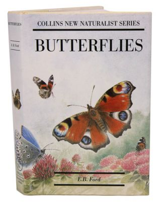 Butterflies. E. B. Ford