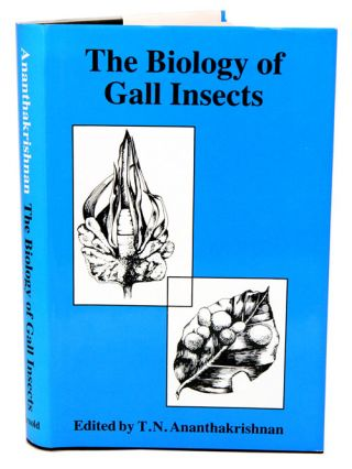 The biology of gall insects. T. N. Ananthakrishnan