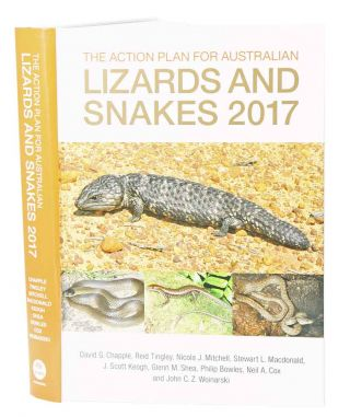 The Action Plan for snakes and lizards 2017. David Chapple