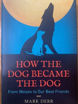 How the dog became the dog: from wolves to our best friends. Mark Derr