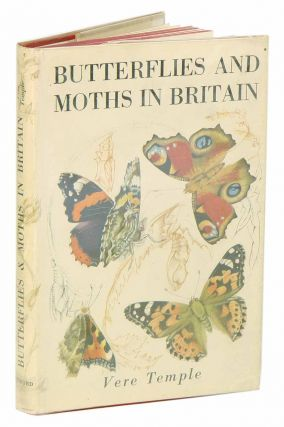Butterflies and moths in Britain. Vere Temple