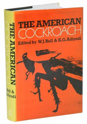 The American cockroach. William J. Bell, K. G. Adiyodi