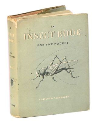 An insect book for the pocket. Edmund Sandars