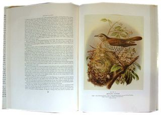 Buller's birds of New Zealand. A new edition of Sir Walter Lawry Buller's A history of the birds of New Zealand - reproducing in six-colour offset the 48 stone-plate lithographs by J. G. Keulemans - from the 2nd edition, 1888.