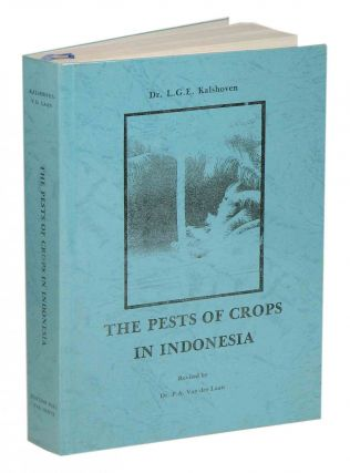 Pests of crops in Indonesia. L. G. E. Kalshoven